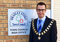 Councillor Ben Randles is the New Mayor of Bradley Stoke