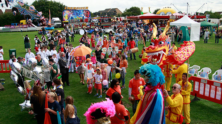 Photo of Bradley Stoke Carnival