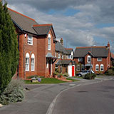 Photo of Housing Estate in Bradley Stoke