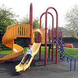 Photo of a playground in Bradley Stoke