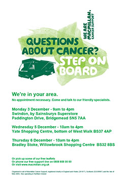 Macmillan Mobile Information Support Service