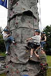 Climbing The Wall The Army Cadets Way