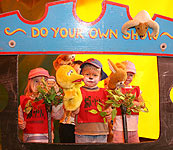 Do It Yourself Puppet Show