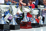 A triumph of trophies