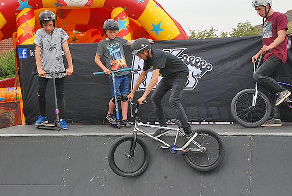 Saturday 4th June: Skate Park Competition