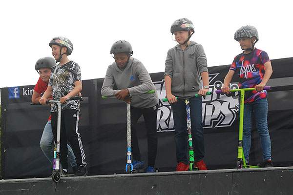 Saturday 10th June: Skate Park Competition