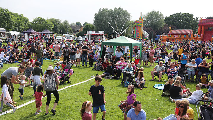 Photo of Bradley Stoke Community Festival