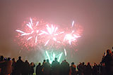 Bradley Stoke Fireworks Display