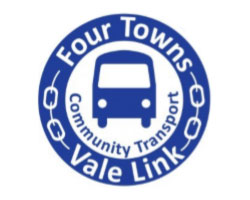 Four Towns and Vale Link Community Transport logo