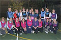 The Black & Blues - Non-league Netball Team